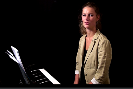 Elize van den Berg auteur onlinemuziekcursus