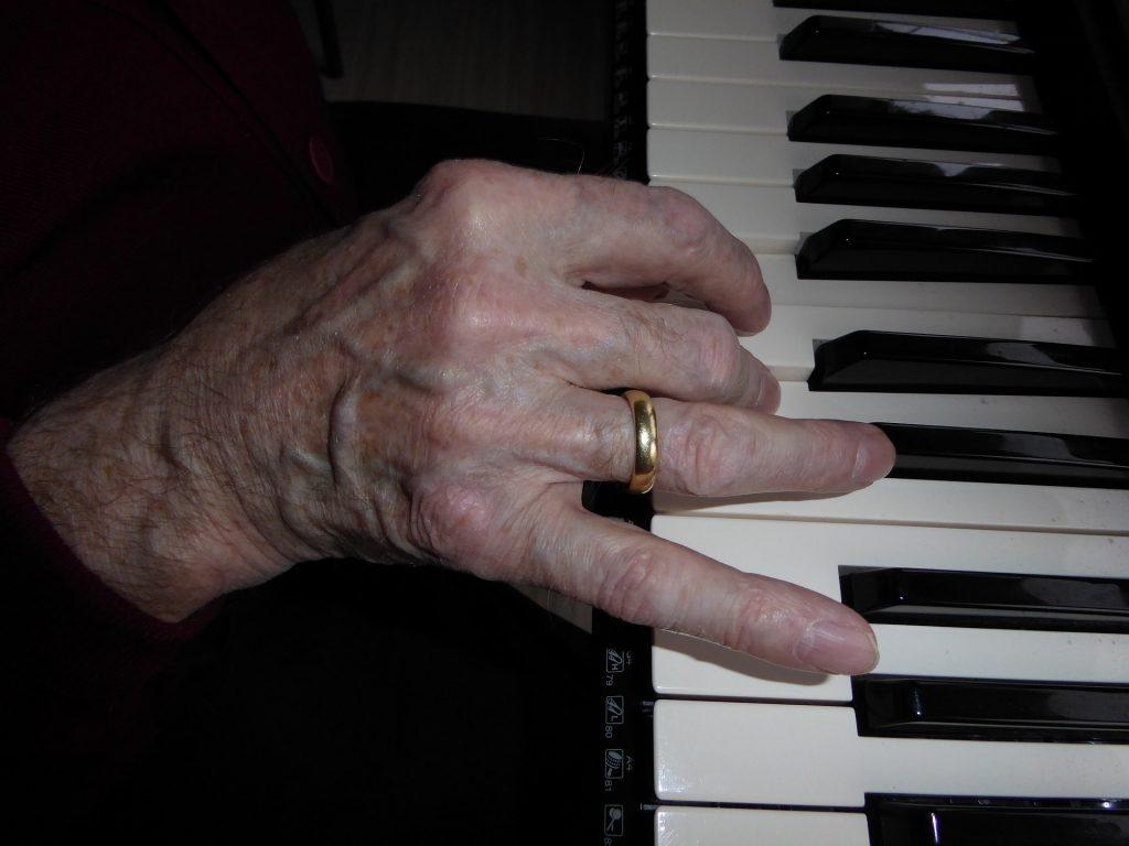 piano spelen voor volwassenen