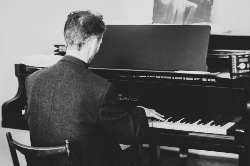 improviseren op piano